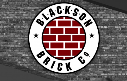 Blackson brick logo