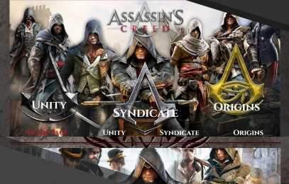 Assassins Creed Website image